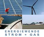 Energiewende: Strom + Gas